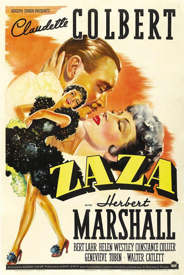 Zaza Poster