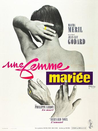 The Married Woman Poster