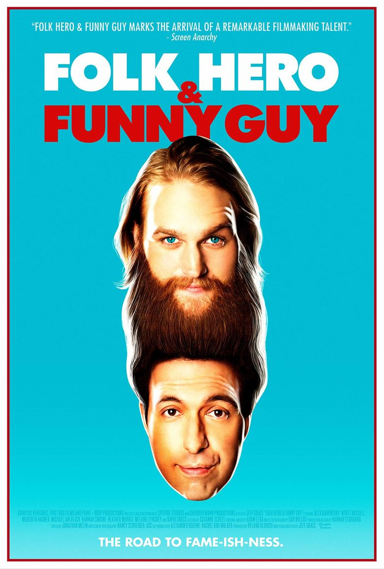 Folk Hero & Funny Guy Poster