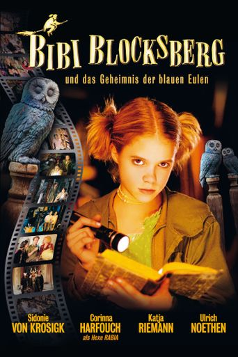 Bibi Blocksberg and the Secret of Blue Owls Poster