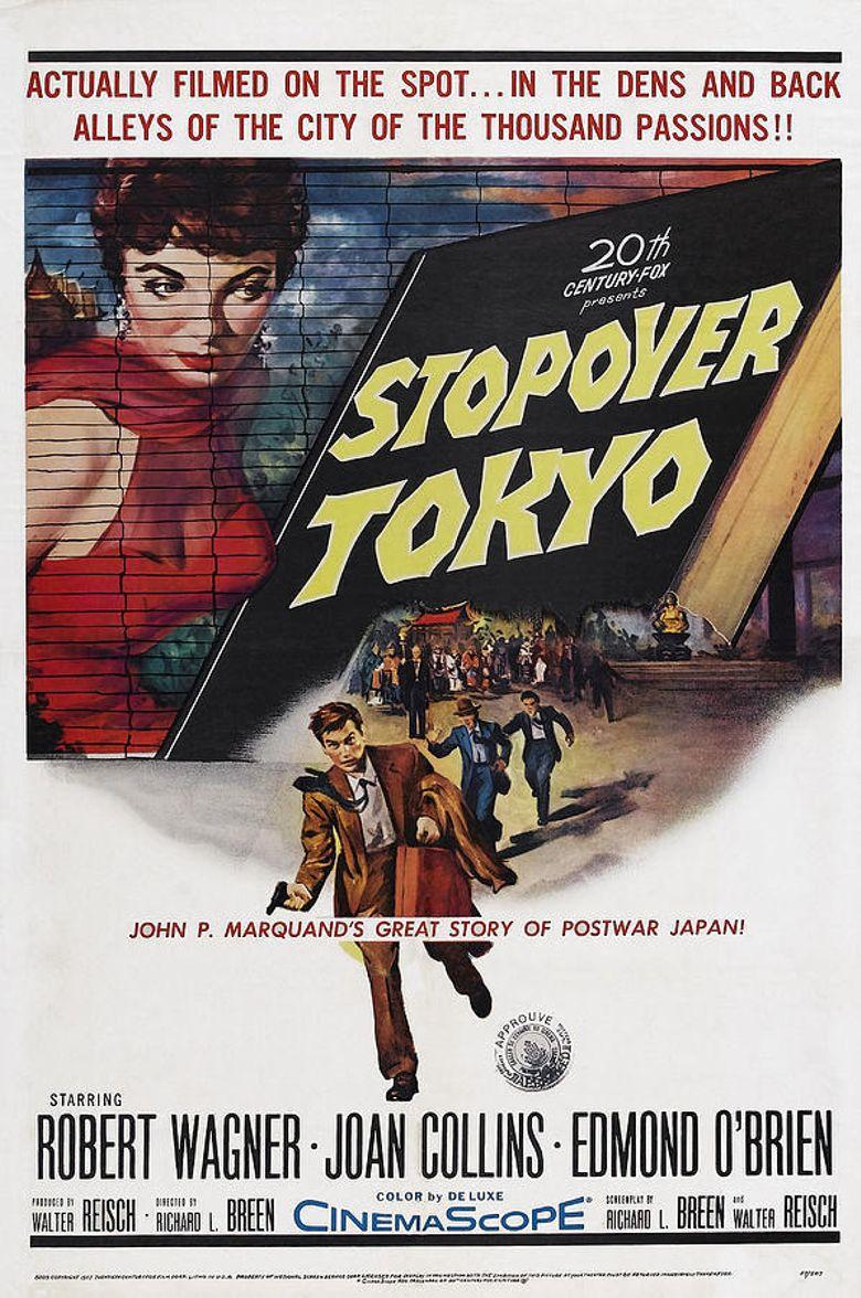 Stopover Tokyo Poster
