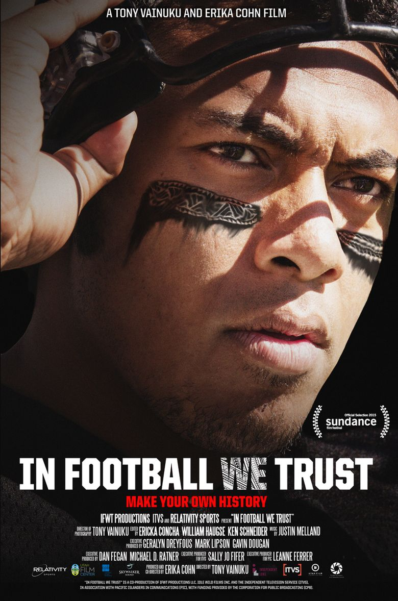 In Football We Trust Poster