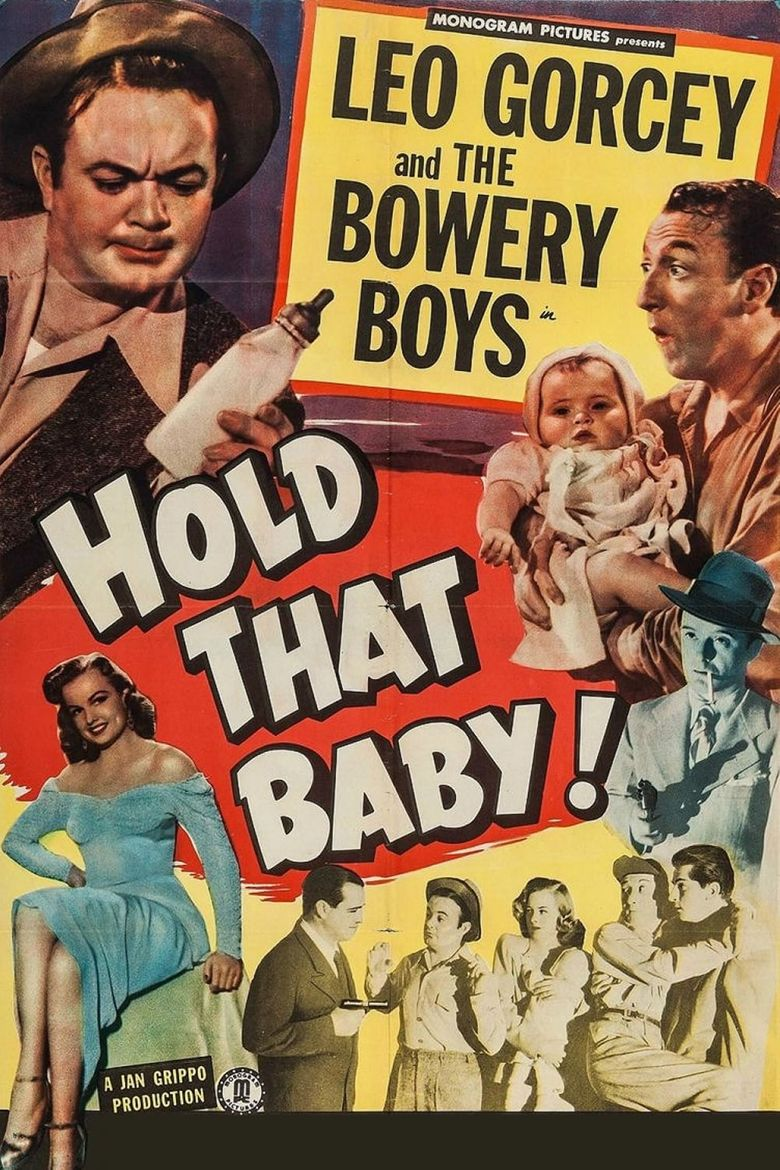 Hold That Baby! Poster
