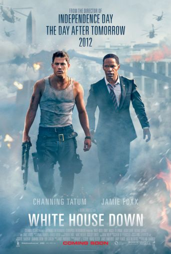 White House Down Poster