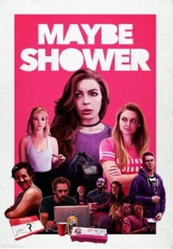 Maybe Shower Poster