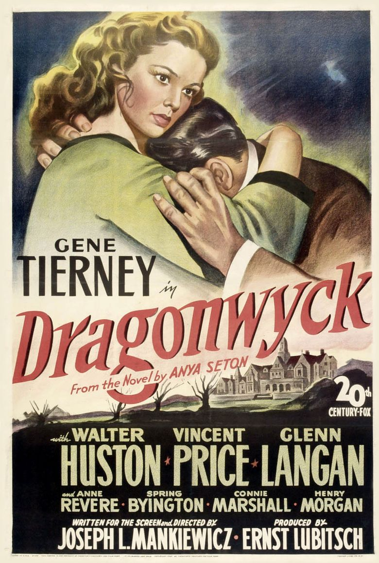 Dragonwyck Poster
