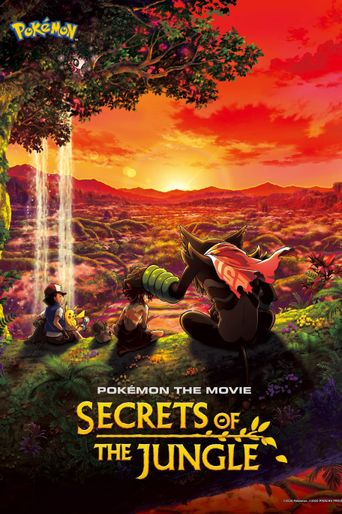 Pokémon the Movie: Secrets of the Jungle Poster