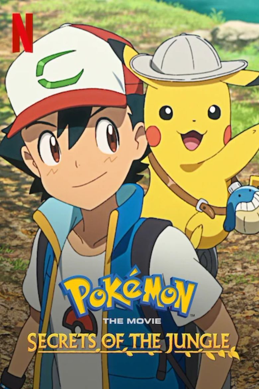 Pokémon the Movie: Secrets of the Jungle Poster
