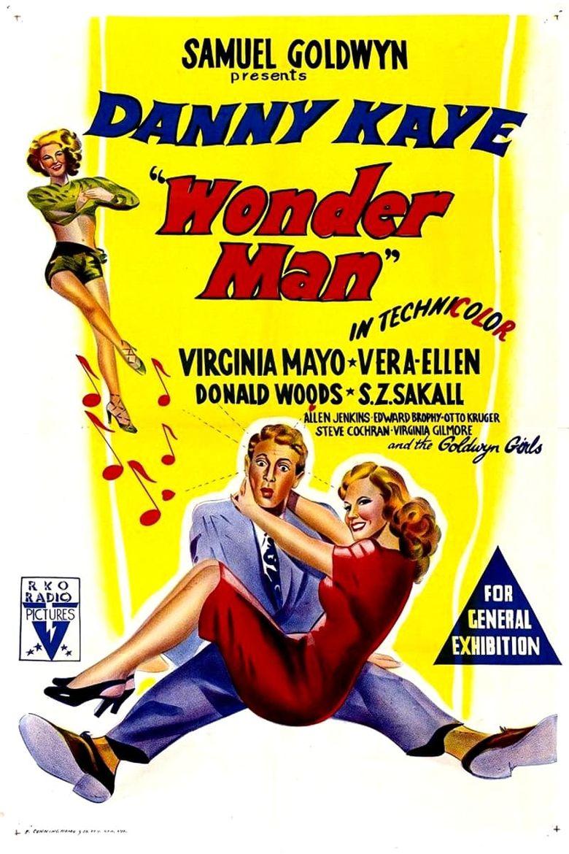 Wonder Man Poster