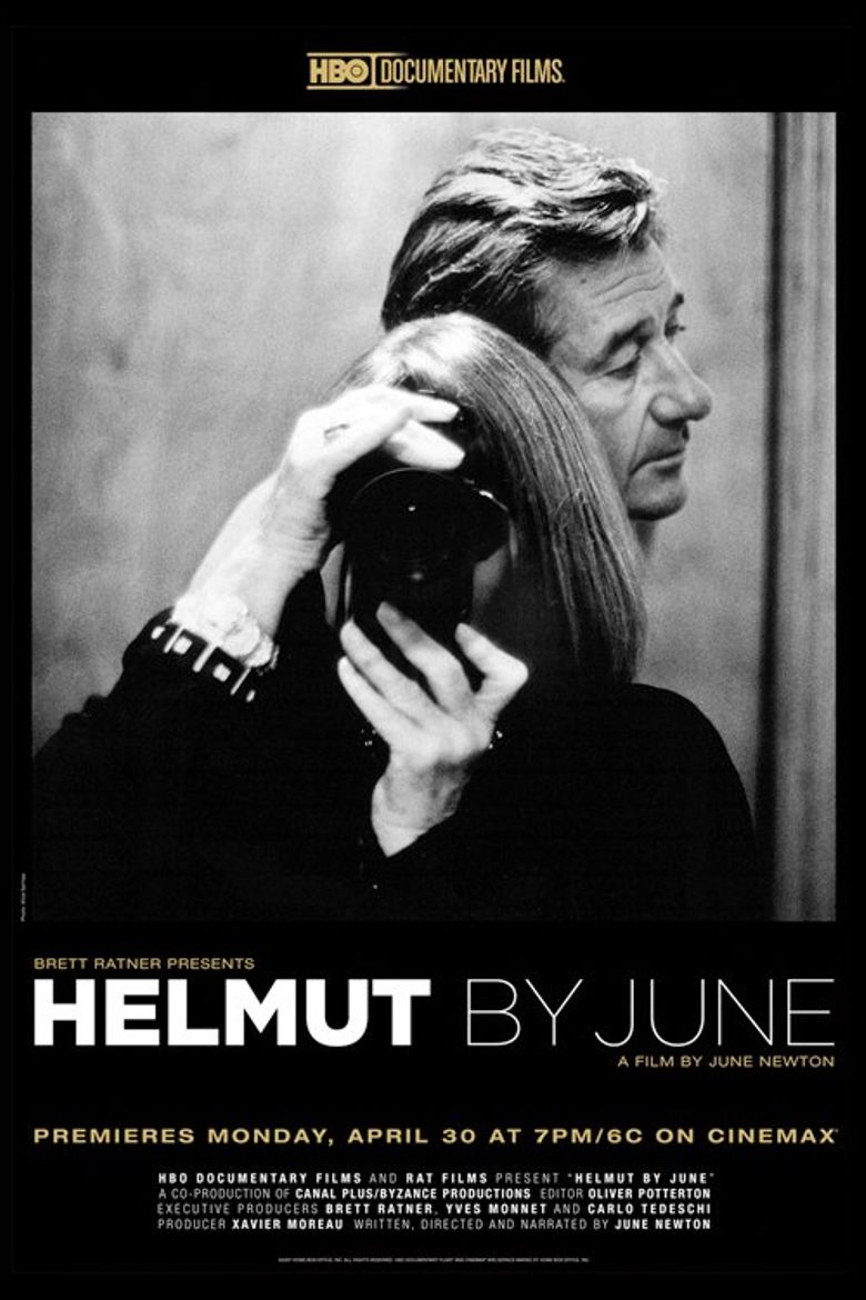 Helmut by June Poster
