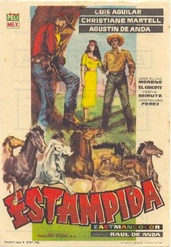 Estampida Poster