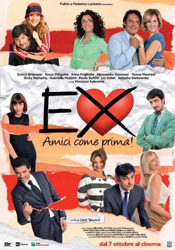 Ex - Amici come prima! Poster