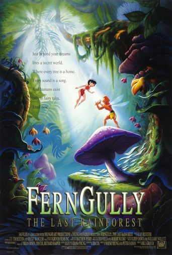 Watch FernGully: The Last Rainforest