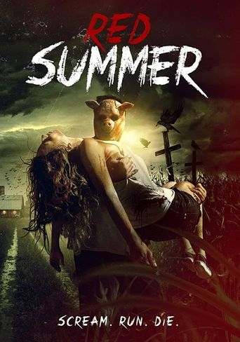 Red Summer Poster