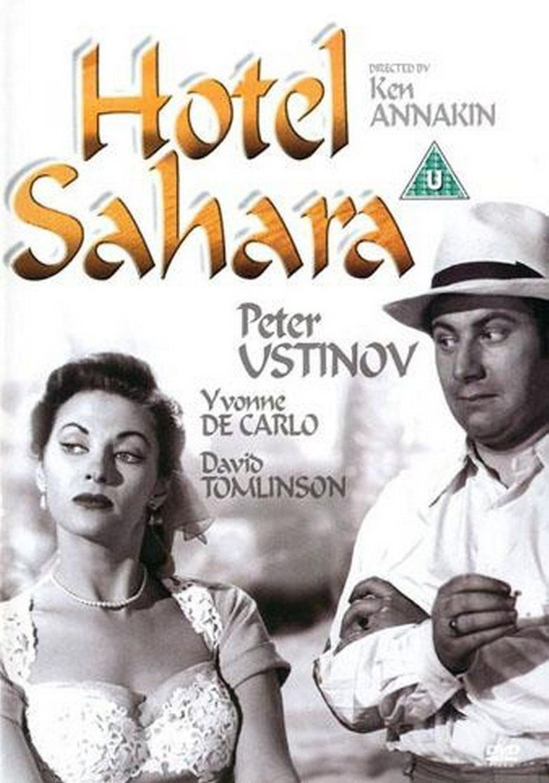 Hotel Sahara Poster