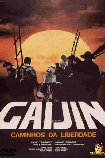 Gaijin: A Brazilian Odyssey Poster