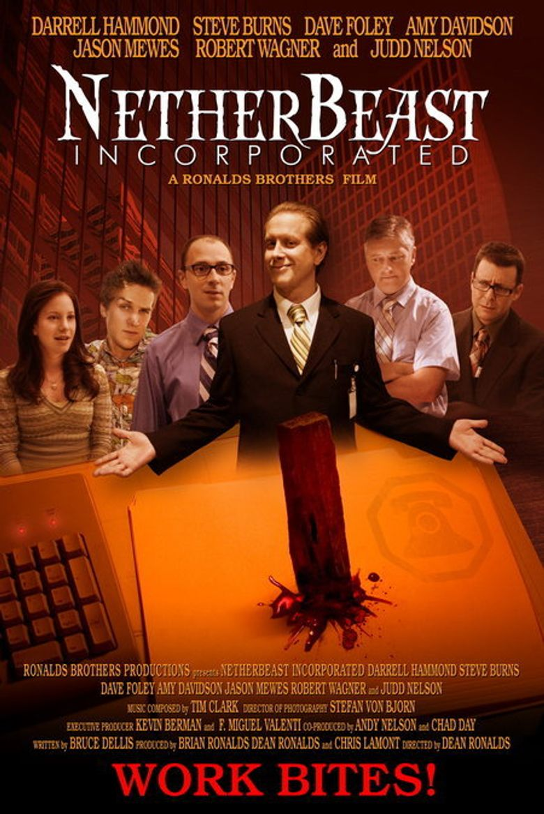 Netherbeast Incorporated Poster