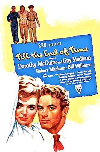 Till the End of Time Poster