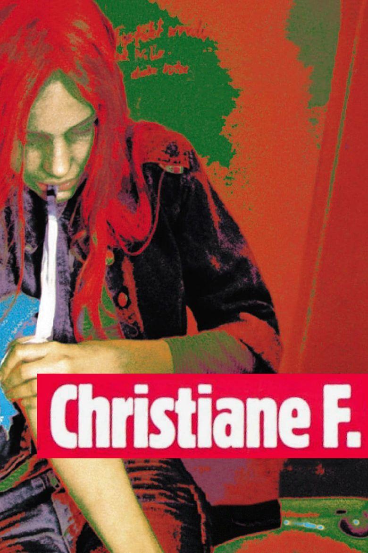 Christiane F. Poster