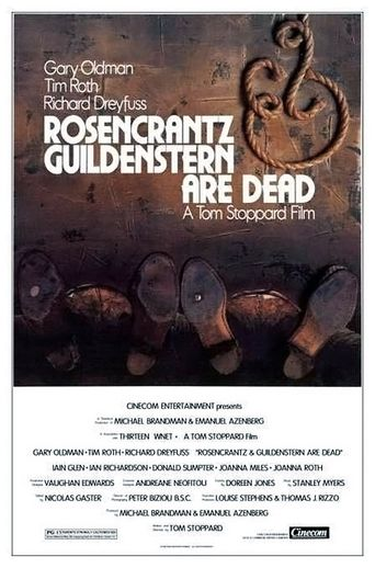 Watch Rosencrantz & Guildenstern Are Dead