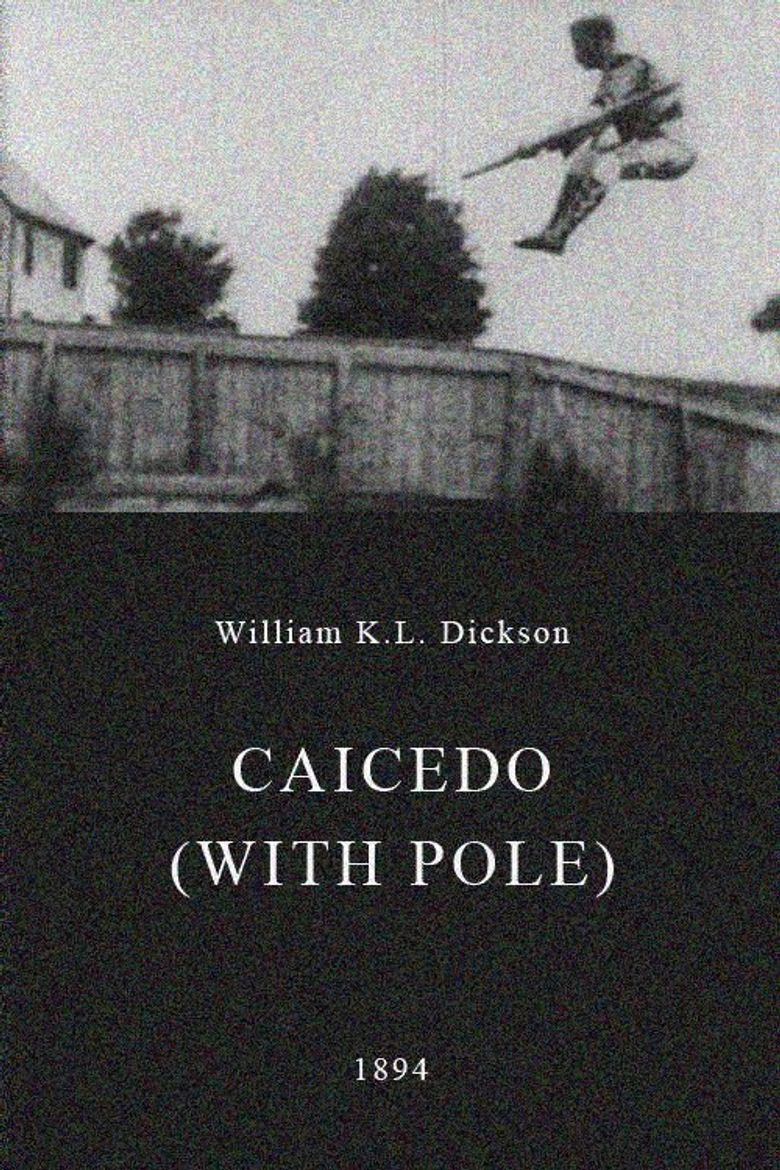 Caicedo (with Pole) Poster