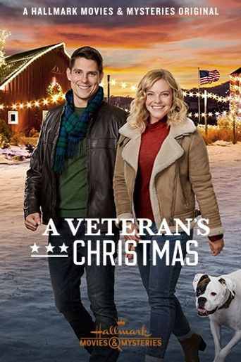A Veteran's Christmas Poster