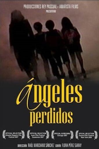 Ángeles perdidos Poster