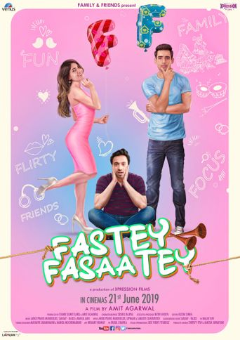 Fastey Fasaatey Poster