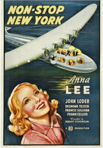 Non-Stop New York Poster