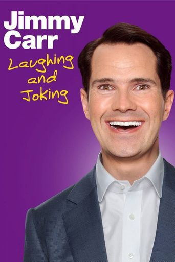 Jimmy Carr: Laughing and Joking Poster