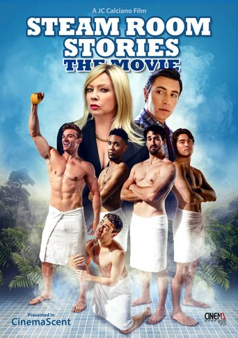 Steam Room Stories: The Movie Poster