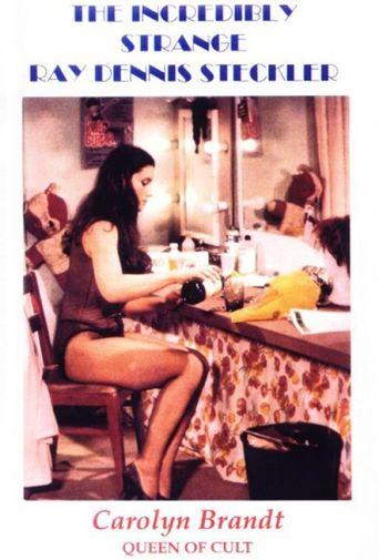 Carolyn Brandt: Queen of Cult Poster