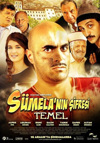 Sümela'nın Şifresi Temel Poster