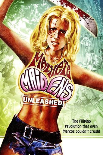Machete Maidens Unleashed! Poster