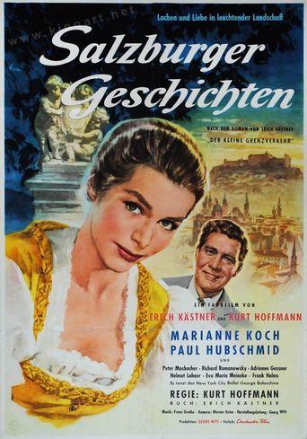 Salzburg Stories Poster