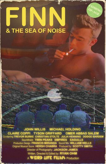 Finn & the Sea of Noise Poster