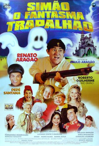Simão, o fantasma trapalhão Poster