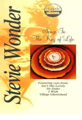 Classic Albums: Stevie Wonder - Songs in the Key of Life Poster