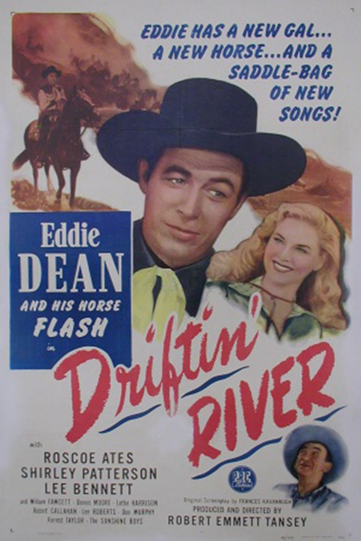 Driftin' River Poster