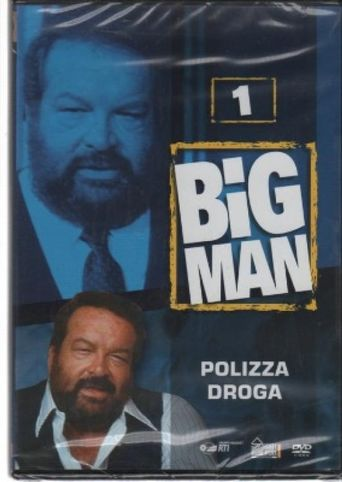 Big Man - An Unusual Insurance Poster