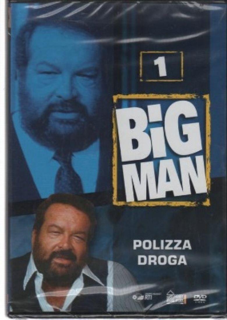Big Man - An Unusual Insurance Poster