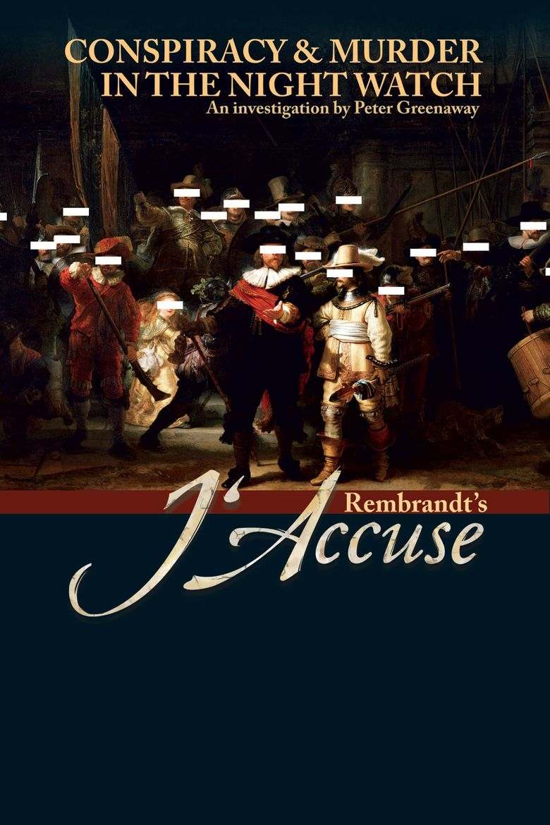Rembrandt's J'Accuse...! Poster