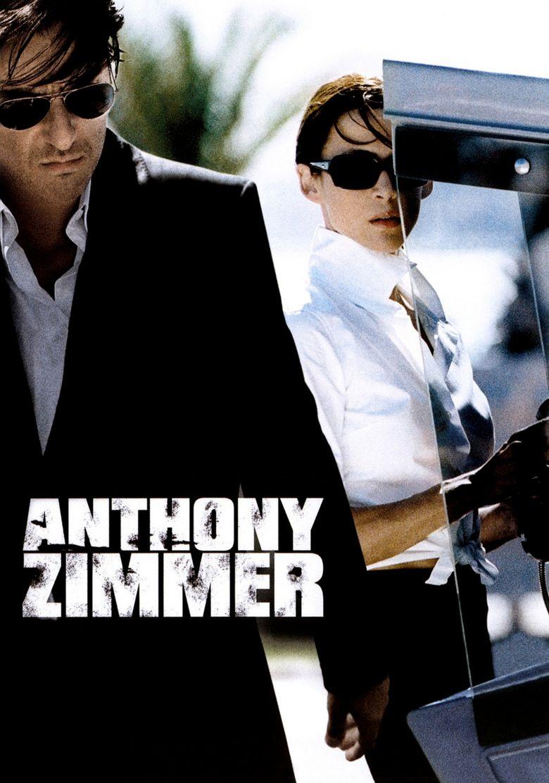 Anthony Zimmer Poster