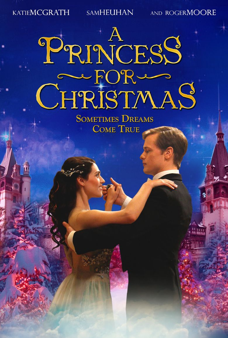A Princess For Christmas Poster.A Princess For Christmas 2011 Watch On Tubi Tv Or