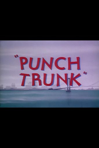 Punch Trunk Poster