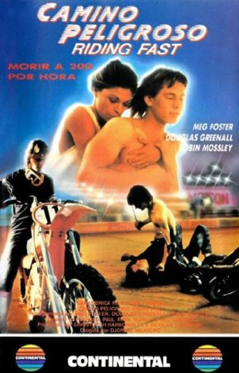 Riding Fast Poster