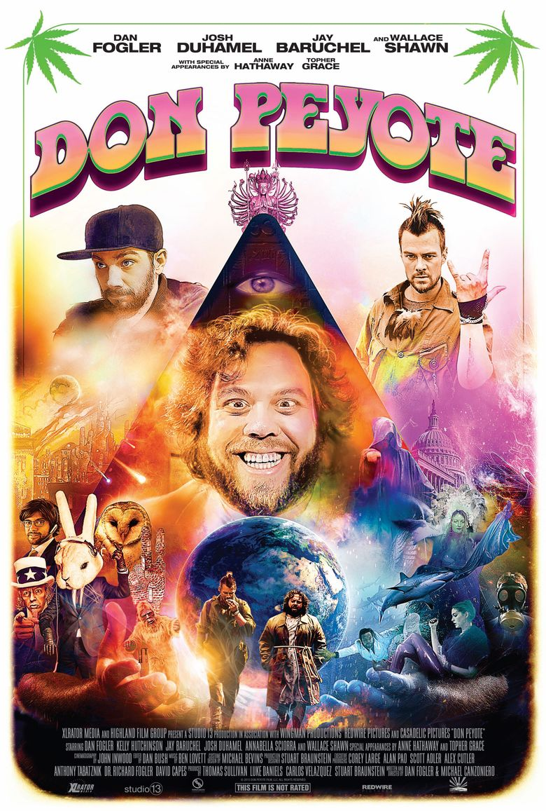 Don Peyote Poster