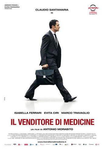 The Medicine Seller Poster