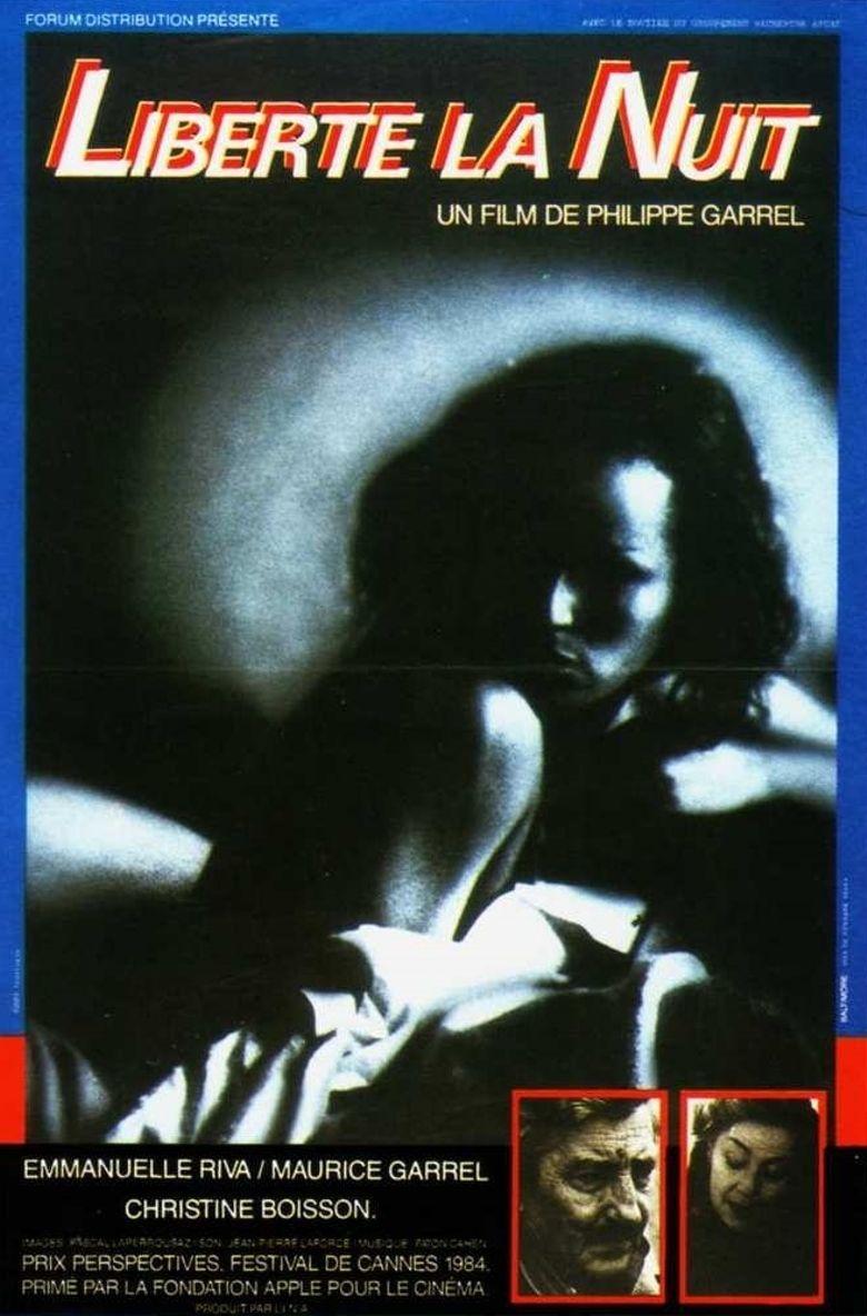 Liberty at Night Poster