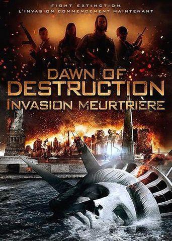 Dawn of Destruction Poster
